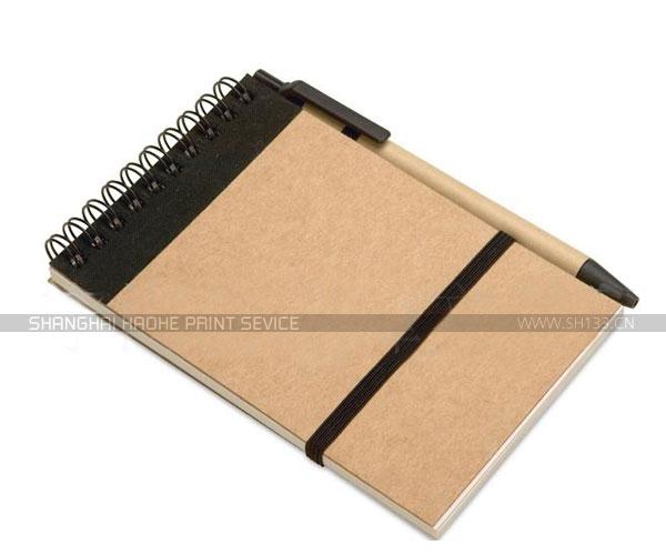 笔记本定制--外贸线圈笔记本
