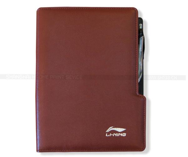 笔记本定制-精装活页笔记本