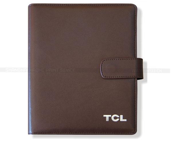 笔记本定制-商务的活页笔记本