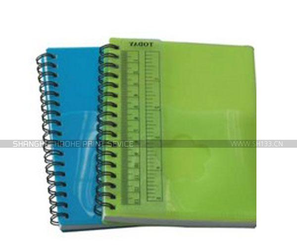 笔记本定制-广告线圈笔记本