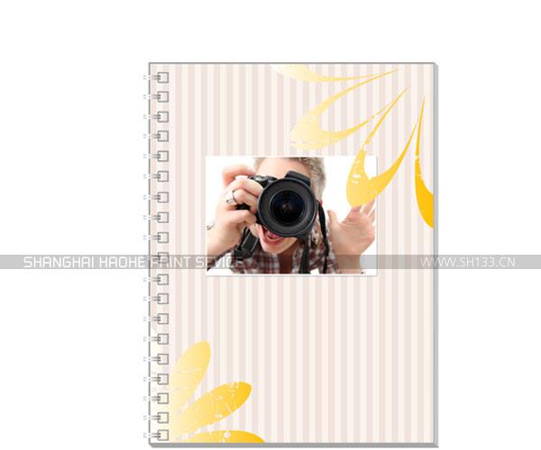 笔记本定制-pvc线圈笔记本