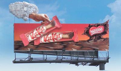 户外广告亟待技术革新