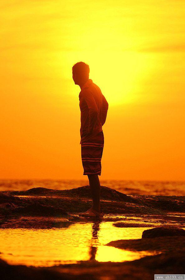 气势磅礴的摄影之夕阳如歌