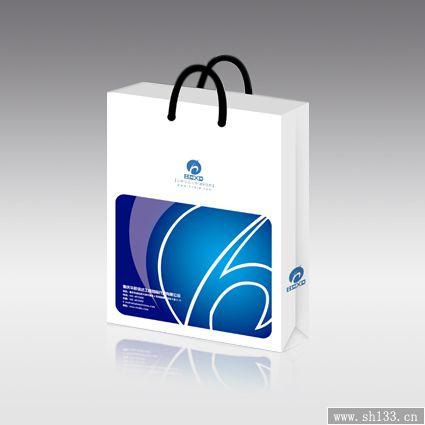 手提袋/纸拎袋--商业宣传手提袋印刷