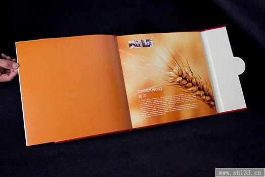 企业宣传画册印刷