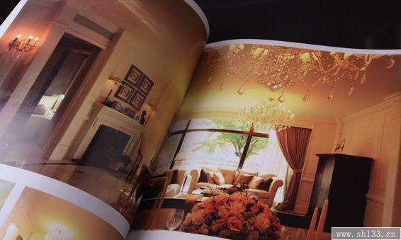 装修宣传册印刷--中博装饰设计宣传册印刷