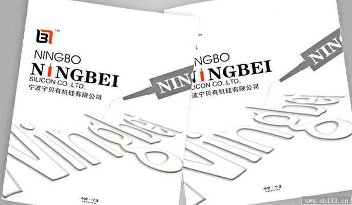 样本印刷设计-宁贝有机硅公司样本印刷