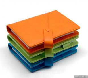 笔记本定制--炫彩多功能办公笔记本
