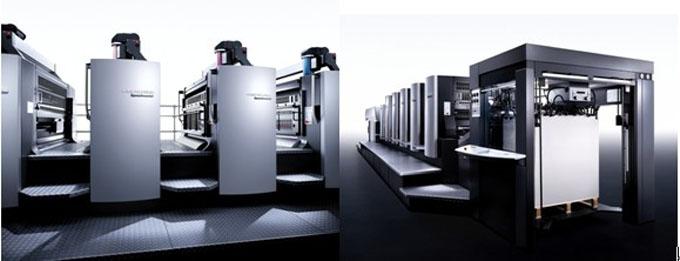 海德堡胶印机